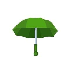 Open umbrella vector image