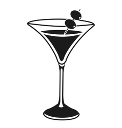 cocktail party isolated icon design vector image