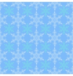 Hand-drawn doodles natural color snowflake vector image