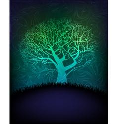 Mystic background vector
