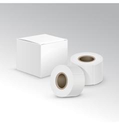 Bandage plaster aid band medical adhesive vector