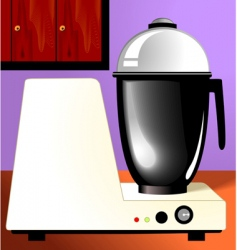 Household equipment vector