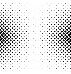 Monochromatic square pattern - abstract background vector