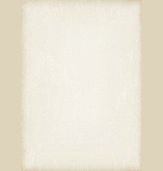 aged white paper blank a4 format realistic vector image