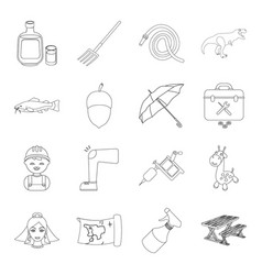 Profession medicine travel and other web icon in vector