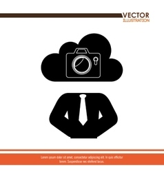Think people design vector