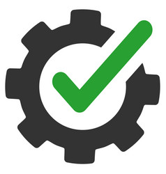 checking asistance icon vector image