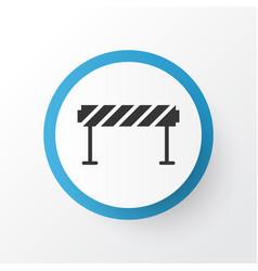 barrage icon symbol premium quality isolated vector image