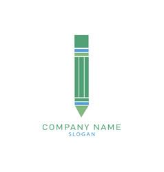pen design vector image
