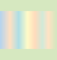 rainbow pastel colorful art background vector image