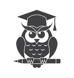Wisdom icon vector