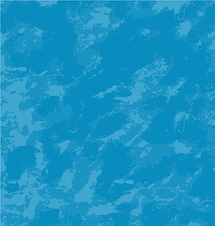 Abstract blue watercolor background or texture vector image vector image