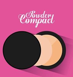 Makeover female design vector