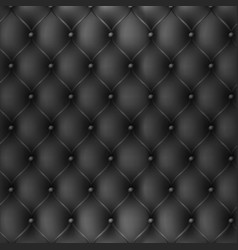 Premium dark fabric texture background vector