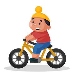 Sardar boy cartoon vector