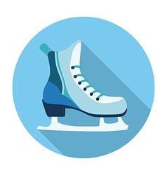 skates design vector image