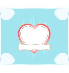 valentine love vector image