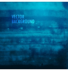Grunge watercolor background brushed ink texture vector image vector image