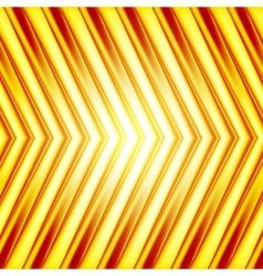 Hi tech abstract arrow background vector image vector image