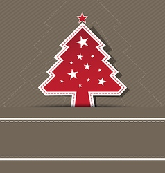 christmas background layout vector image