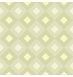 Abstract Geometric Seamless Pattern in greenish vector