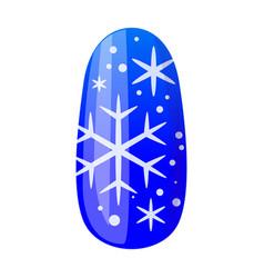 Nail manicure iconcartoon icon vector
