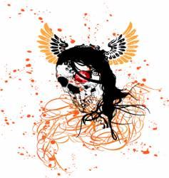 Tattoo design vector