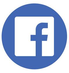 Logo facebook vector