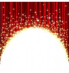 brilliant background vector image vector image