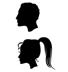 men women vector image vector image