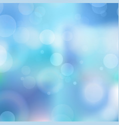 beautiful blurred abstract background vector image