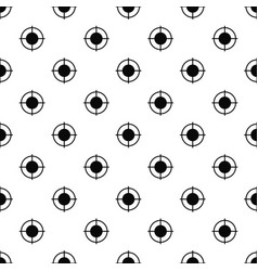 Far target pattern seamless vector