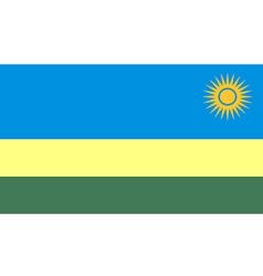 Rwanda vector
