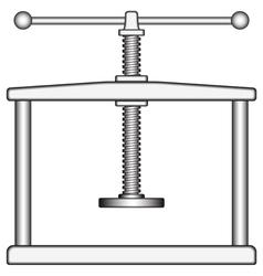 Press vector