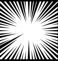 Abstract rays beams background pointed radiating vector