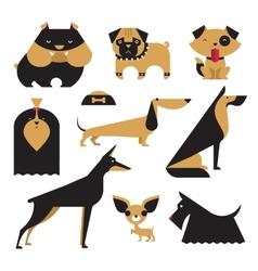 dog royalty free vector image vectorstock rh vectorstock com vector dog images vector dog