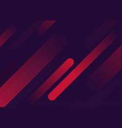geometric line futuristic gradient abstract vector image
