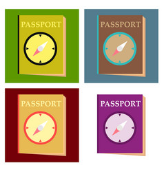 Passport, Photo & Page Vector Images (over 110)