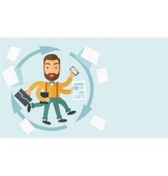 Multitasking job vector