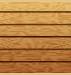realistic wood texture background of wooden vector image