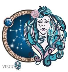 Virgo vector image