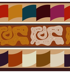 Indian ethnic Abstract seamless texture vector image