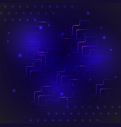 abstract digital technology background digital vector image