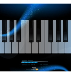 piano2 vs vector image