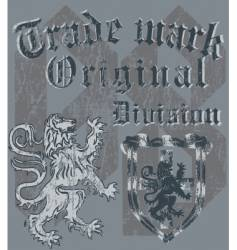 shield heraldic vector image