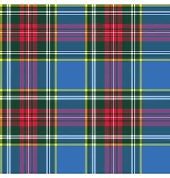 macbeth tartan kilt fabric textile pattern vector image