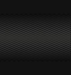 abstract dark grey metallic background technology vector image vector image