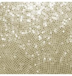 Amazing design on elegant glittering EPS 8 vector image vector image
