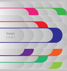 website template design frame vector image vector image