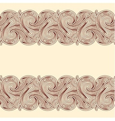 Beige background vector image